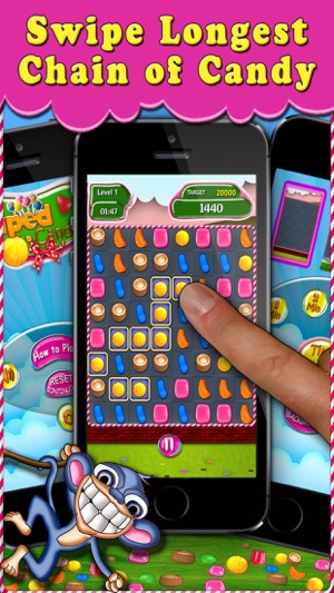 swiped candy free on the app store