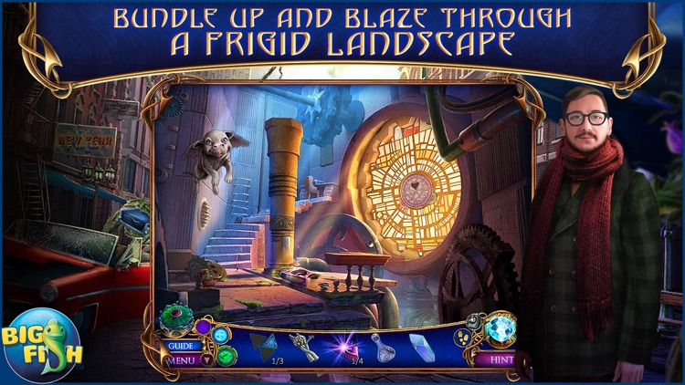 Amaranthine Voyage: The Obsidian Book - A Hidden Object Adventure (Full) screenshot-0