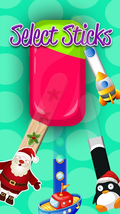 Ice Lolly Maker screenshot two