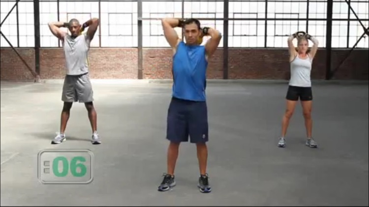 All In Kettlebell Workouts screenshot-4