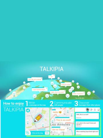 Talkipia - náhled