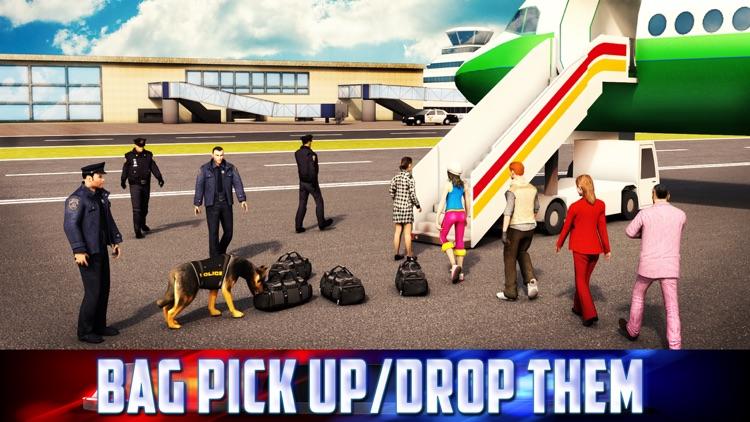 Airport Police Dog Duty Sim screenshot-4