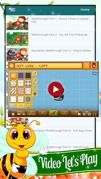 Guide for Scribblenauts Unlimited screenshot-3
