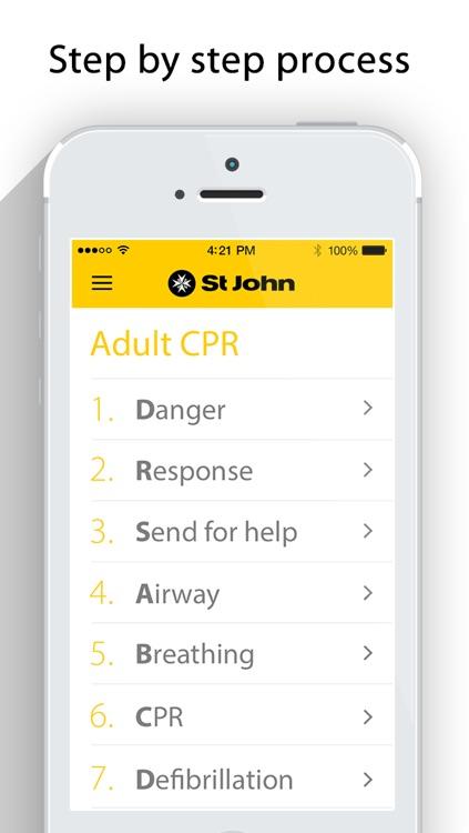 St John NZ CPR