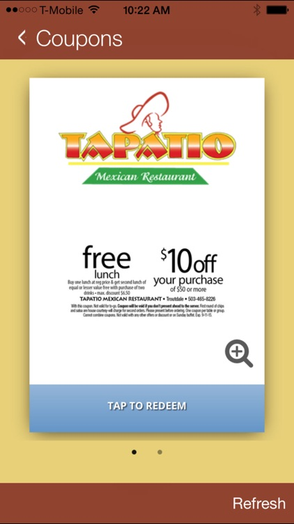 Tapatio Restaurant-Troutdale