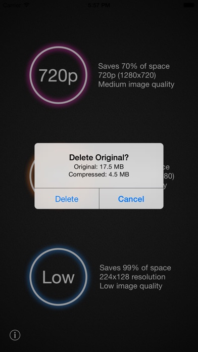 Screenshot for Video Compressor in Peru App Store