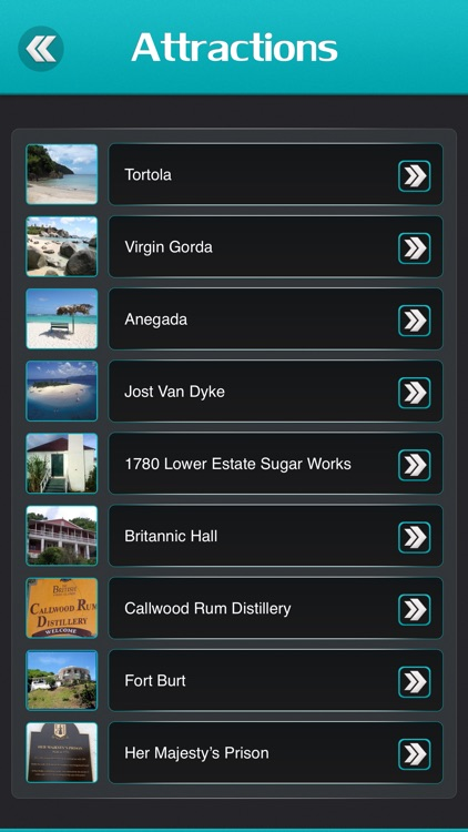 British Virgin Islands Travel Guide - BVI screenshot-2