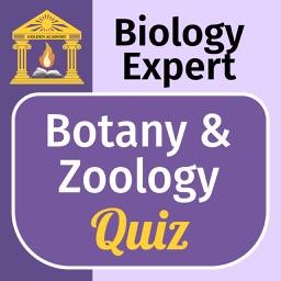 Biology Expert : Botany & Zoology Quiz