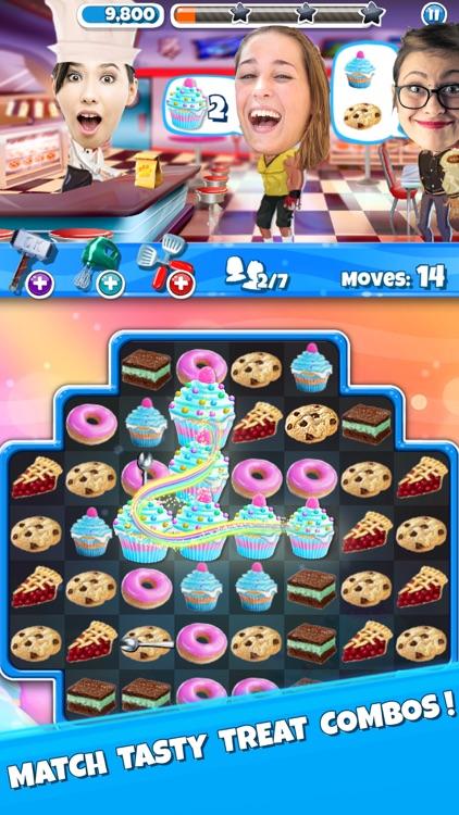 Crazy Kitchen: Match 3 Puzzles screenshot-0