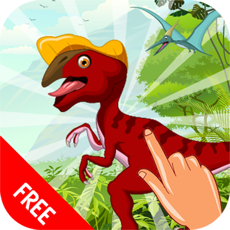 Activities of Dinosaur Train & Sounds Fun Dino JigSaw Puzzle Game for Toddler & Preschool Kids   Educational Games...