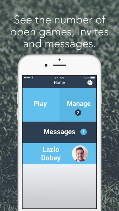 StarPlayer App – Play & Manage Your Game