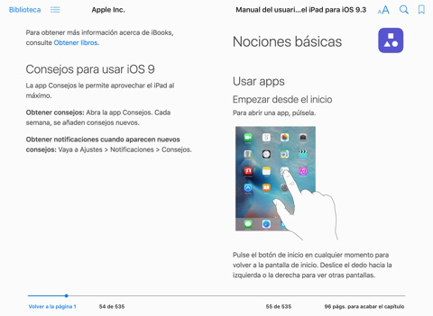 manual del usuario del ipad para ios 9 3 by apple inc on ibooks rh itunes apple com manual del usuario del ipad pro manual del usuario del ipad pro