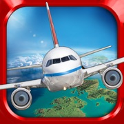Plane Flying Parking Sim a Real Airplane Driving Test Run Simulator Racing Games