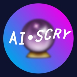 AI • Scry: a remote viewing application powered by an alien psyche.