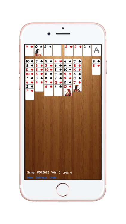 i-Freecell Pro screenshot-0