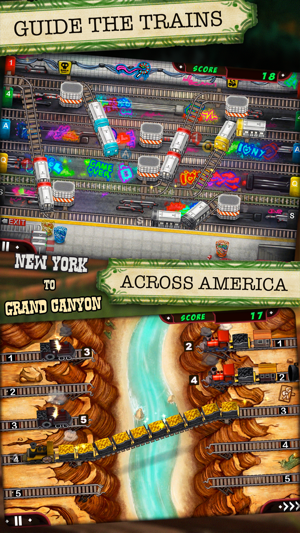 ‎Train Conductor 2: USA Screenshot