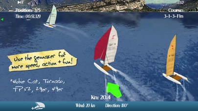 CleverSailing Mobile - Sailboat Racing Gameのおすすめ画像3
