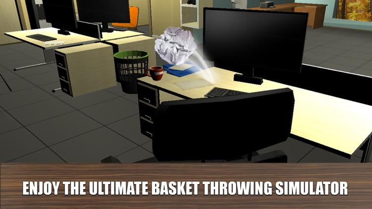 Paper Throw 3D