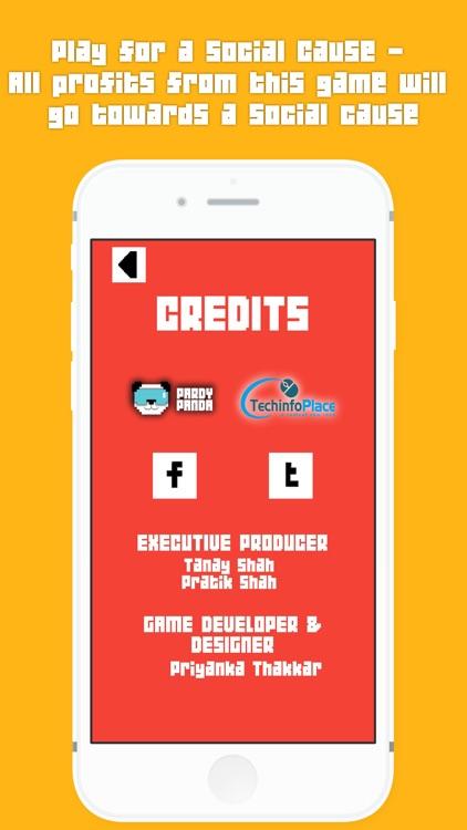 Panda Hop Crush - Fun little free game for your pastime screenshot-4