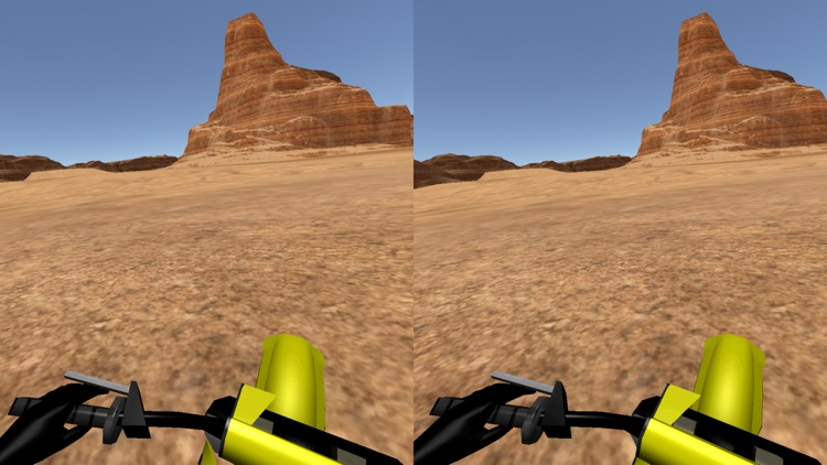 VR Motorcycle Simulator for Google Cardboard screenshot-4