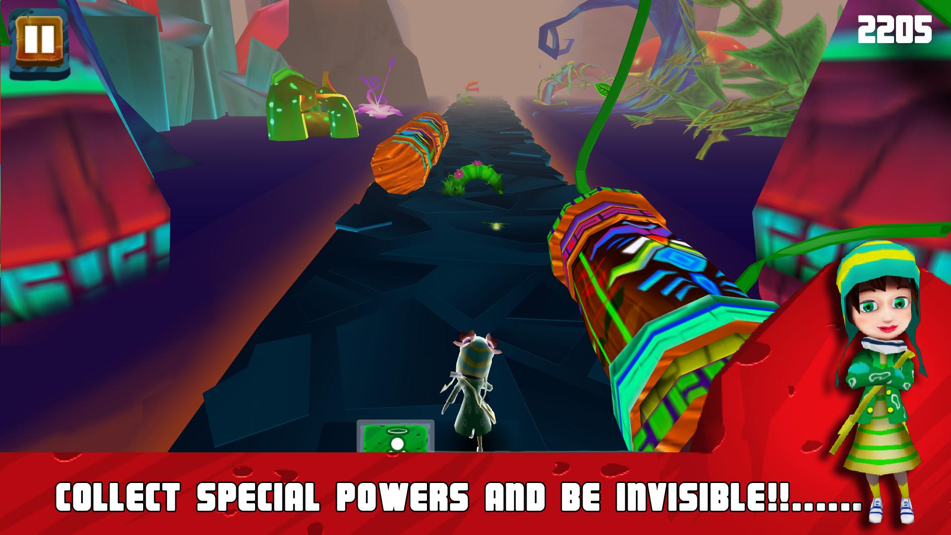 Dream Run - Endless Runner screenshot 10