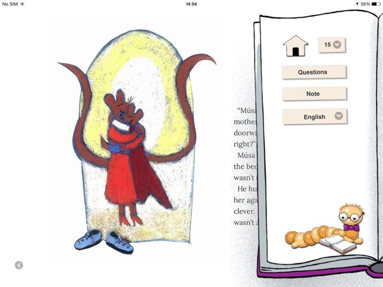 Goldworm; The interactive book reader screenshot-4