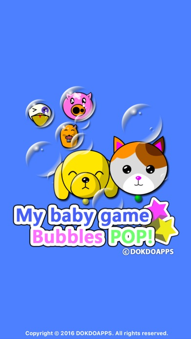 My Baby Game (bubbles Pop) review screenshots