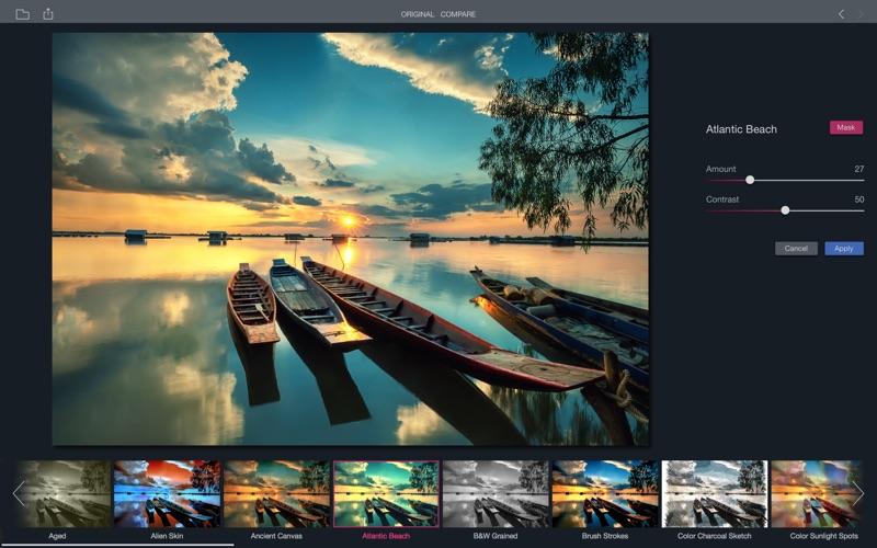 Filters for Photos screenshot 1