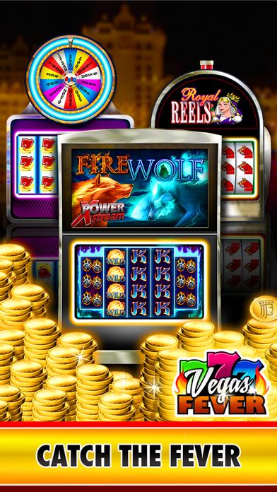 Vegas Fever Slots – Play Free Casino Slot Machines screenshot one