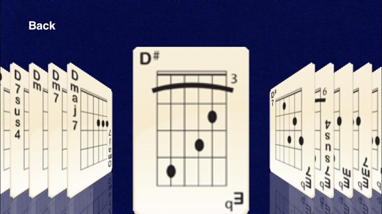 Pack of Chords - Guitar screenshot-3