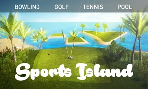 Sports Island — Golf Bowling Tennis Pool