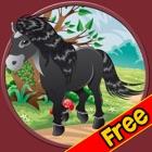 cavalos cativantes para as crianças - jogo livre icon
