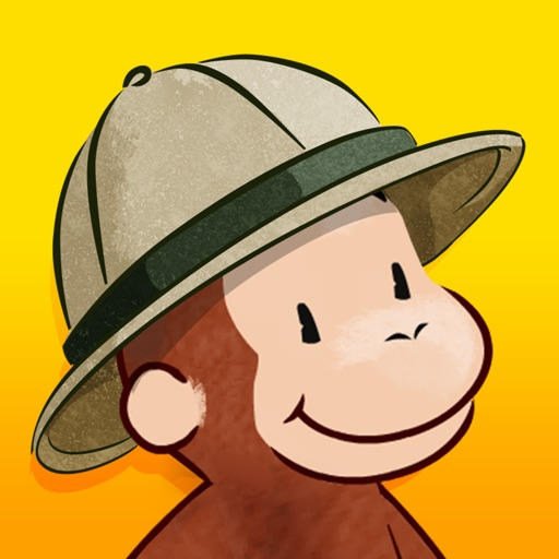 Curious George: Zoo Animals for iPad