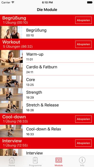 Brigitte Fitness bodyART Power Workoutのおすすめ画像2
