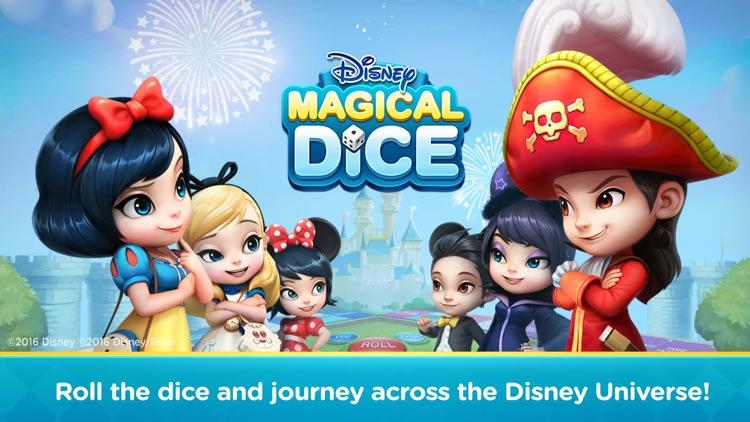 Disney Magical Dice screenshot-0