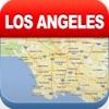 洛杉矶离线地图 - 城市 地铁 机场