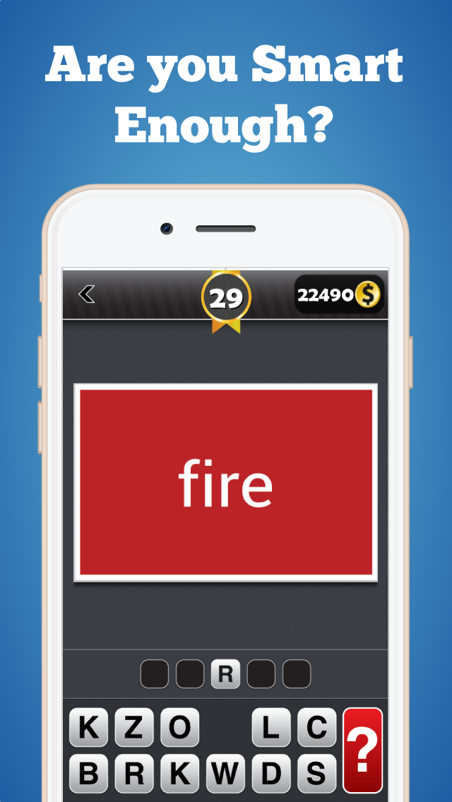 Uberwords - The Ultimate Brain Training Game to Elevate and Target your Anagram Genius! screenshot three