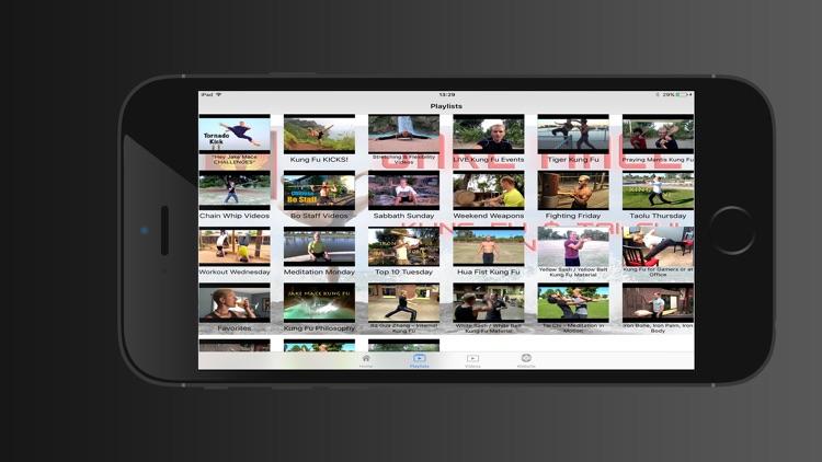 Tai Chi & Kung Fu Centre screenshot-4