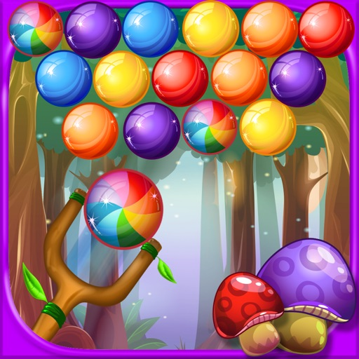 Bubble Magical Forest Pop - Arcade Shooter Mania