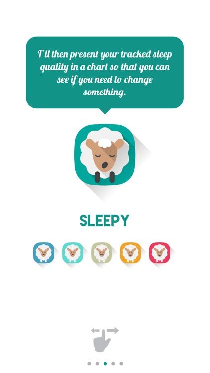 Sleepy - Sleep Cycle and Dream Tracker screenshot-3