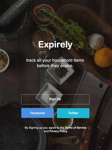 Expirely - Fastest way to track your household inventory   App ...