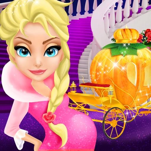 Mommy's New Ice Princess Baby Doctor iOS App