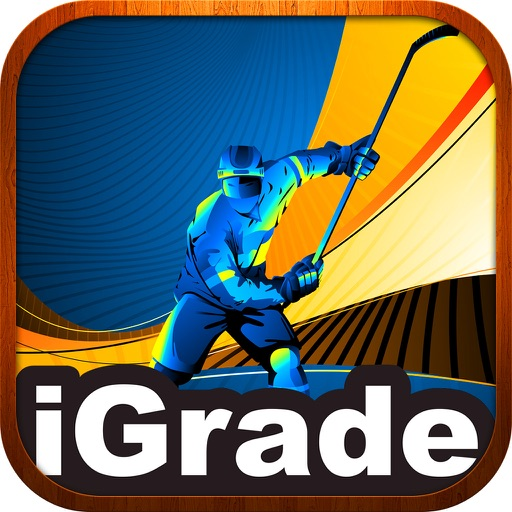 iGrade for Hockey (Player's management with Roster, Game and Practice Schedule, Performance Tracking, Attendance and Statistics)