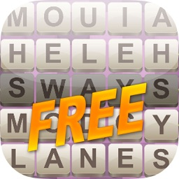 Mixed Up Words FREE - The 5 Letters Scrambling Game