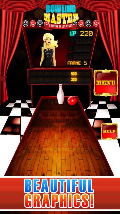 Bowling Master Pro - Bowling in Los Vegas
