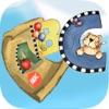 背单词学英文英语口语音标儿童游戏免费好玩 - abc字母表6岁宝宝画画涂手早教育儿软件