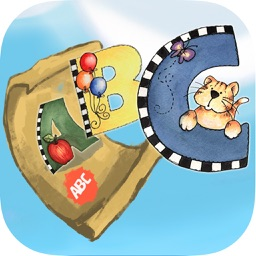 ABC – game to learn to read the alphabet in English – free game for children