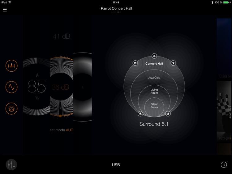 Parrot Zik for iPad screenshot-3