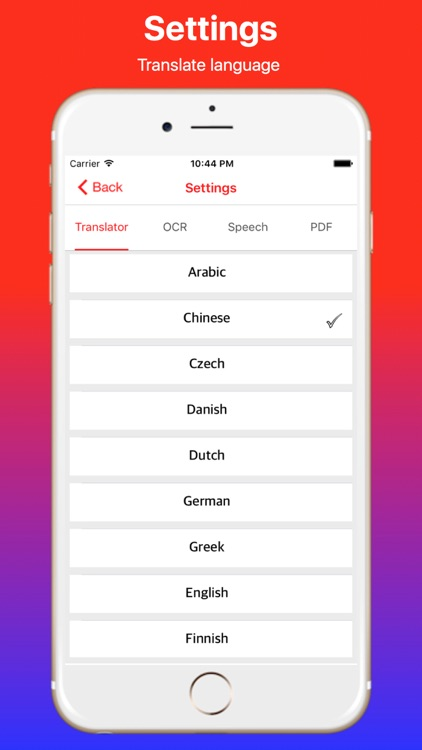 Cam Scanner and Translator Chinese  Pro screenshot-4