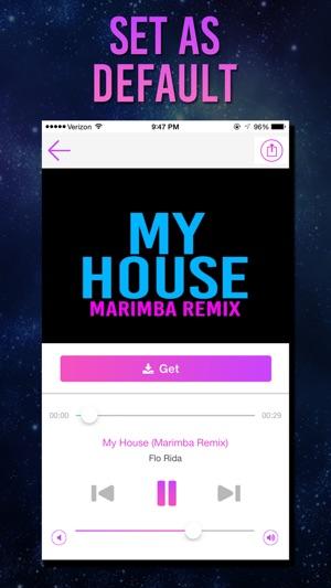ringtones para iphone remix